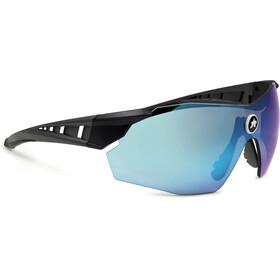 ASSOS Skharab Glasses black/neptune blue